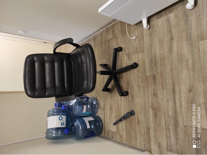 Ремонт трёх офисных стульев в Инвитро Красногорск