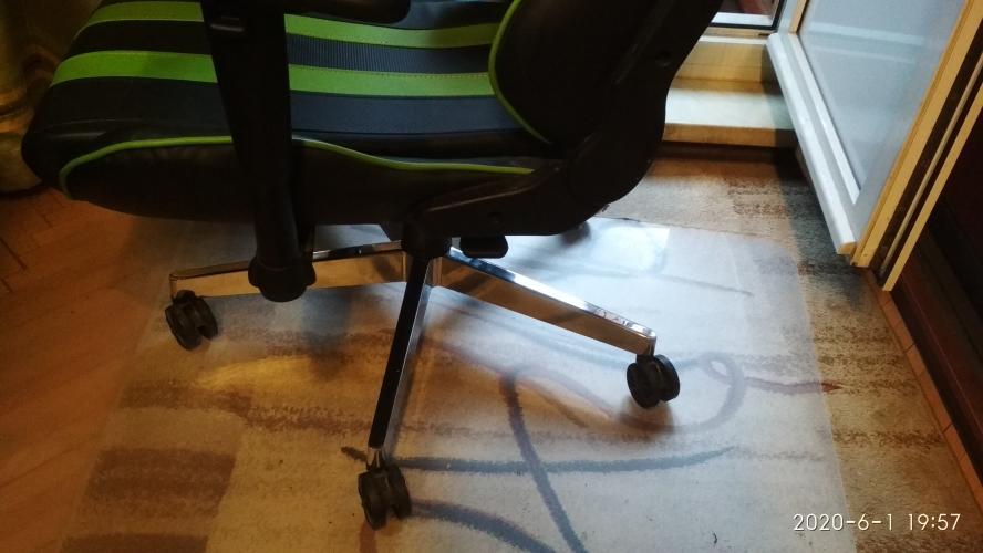 Замена крестовины-пятилучия у игрового кресла