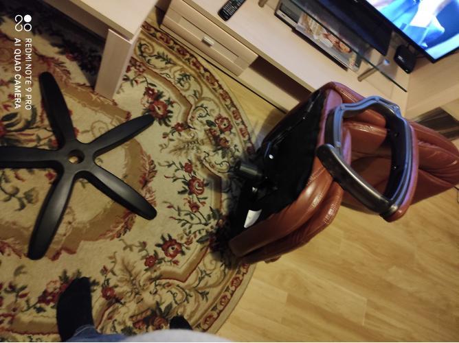 Ремонт компьютерного кресла в Новой Москве