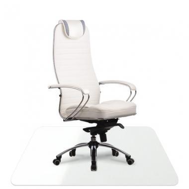 Квадратный защитный коврик для офисных кресел 90*90 см