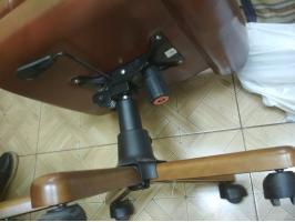Очередной ремонт кресла руководителя